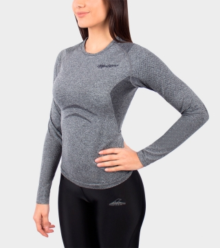 Camiseta térmica de mujer Alaska
