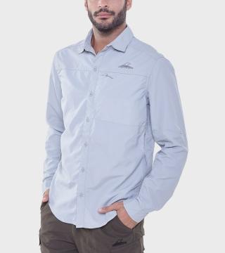 Camisa de hombre Terranova M/L