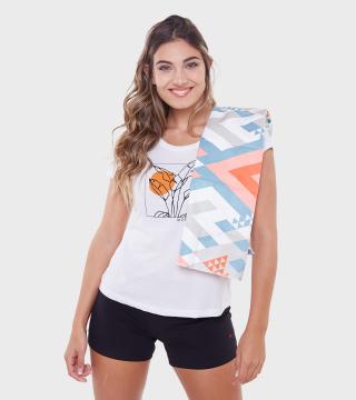 Toalla Soft towel Print chica