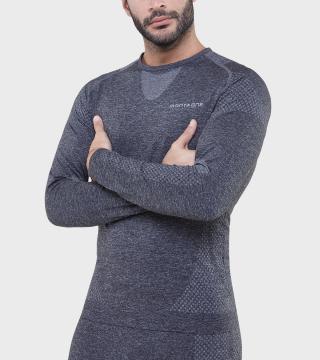 Camiseta térmica de hombre sin costuras Brenner