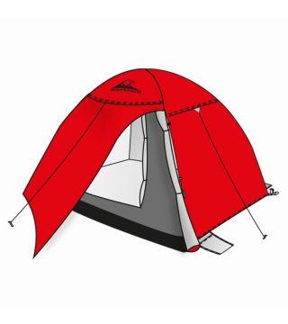 Carpa iglú Shelter 4 personas