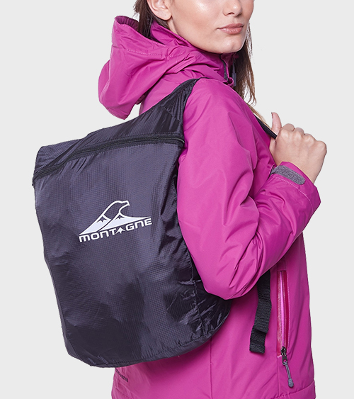 MOCHILA PACKABLE 15 LTS. - Outlet Sale Montagne