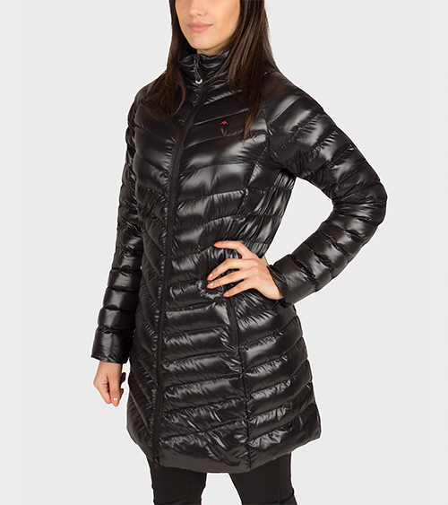 TRENCH DE MUJER NIVA - Outlet Sale Montagne