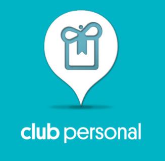 Logotipo Club Personal